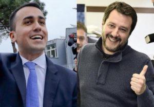 Salvini - Di Maio
