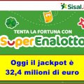 SuperEnalotto, il jackpot si fa interessante!