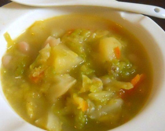 dimagrire con la zuppa di verza, ecco come