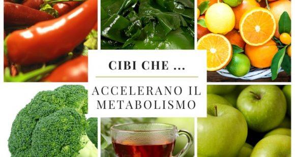 15 cibi che stimolano il metabolismo e aiutano a dimagrire, ecco perché