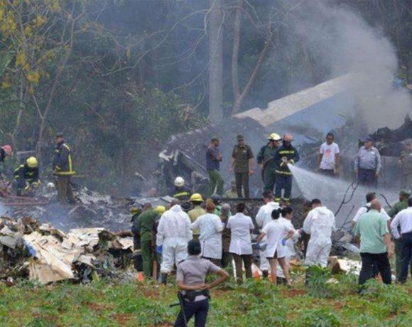 cuba boeing 737 precipitato