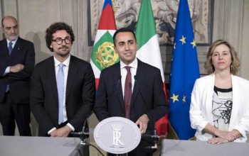 Governo Di Maio Salvini