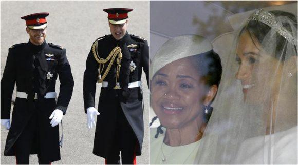 Harry e Meghan si sono detti ''si'': milioni davanti alla tv per il Royal Wedding