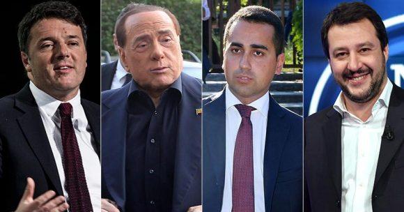 Ultimi sondaggi politici: la Lega avanza, gli italiani sfiniti dalla crisi, Mattarella pone l'ultimatum