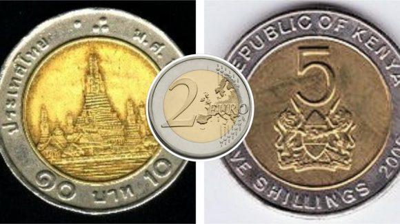 Torna la truffa dei 2 euro, attenzione al resto in monete false, ecco come ci raggirano