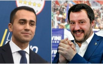 Sondaggi politici elettorali: Salvini recupera su Di Maio