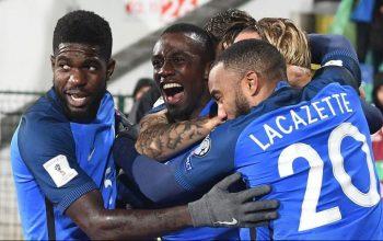Francia Mondiali 2018