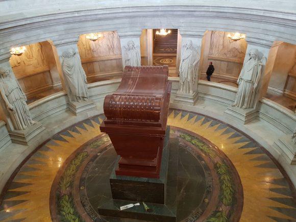 Storia e struttura della tomba di Napoleone