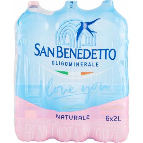 Acqua san Benedetto con odore cattivo