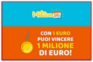 Cartello MillionDay