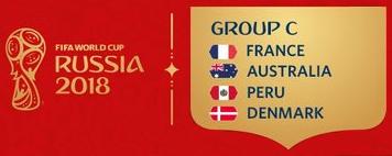 Girone C Mondiali 2018
