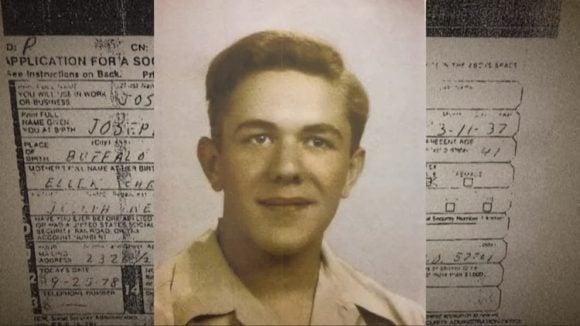 Ruba l'identità di un bambino di 8 anni, a farlo un veterano della II Guerra Mondiale