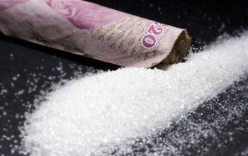 catturata cocaina per un valore di 110.000 mila sterline
