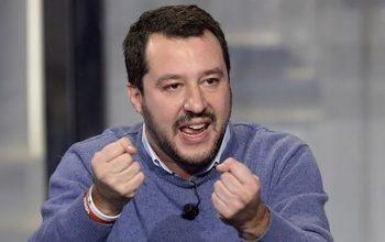 Salvini contro Ue sul tema migranti