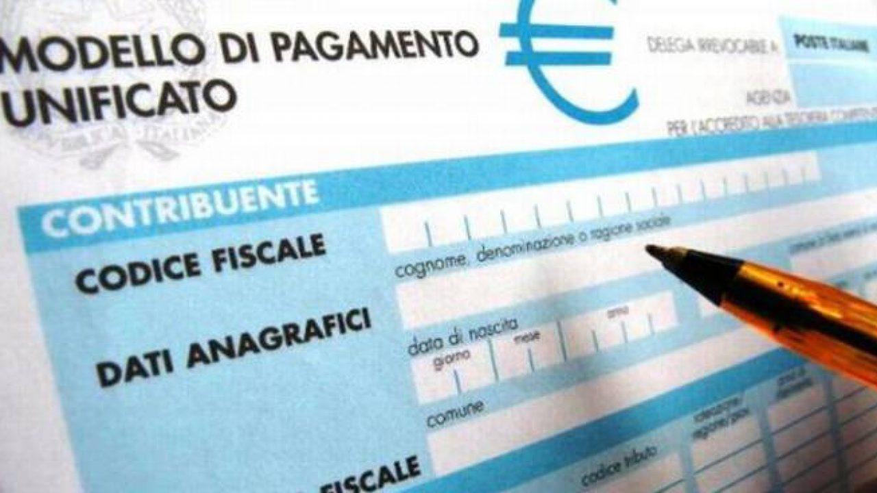 Tasse scolastiche, pagamento tramite modello F24. Istituzione codici tributo