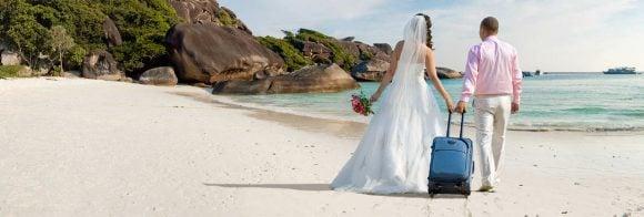 Sposi: anche il viaggio diventa a tema, tutte le novità