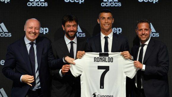 CR7 DAY: la prima giornata da juventino di Cristiano Ronaldo
