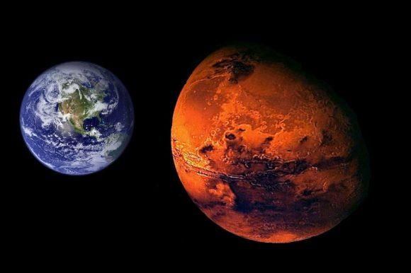 Rilevata acqua salata su Marte, arriva la conferma ufficiale