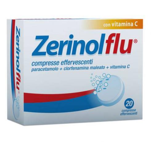 farmaco Zerinol flu