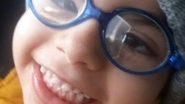 Francesco ha solo 4 anni è un bambino bellissimo, ma ha un problema, un click può ridargli la speranza