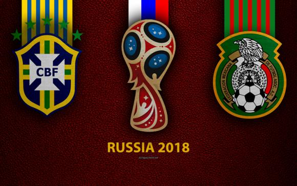 Brasile – Messico oggi alle 16,00. Tutte le statistiche e le probabili formazioni
