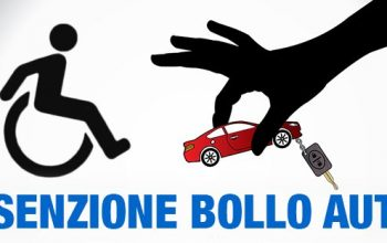 Esenzione bollo auto