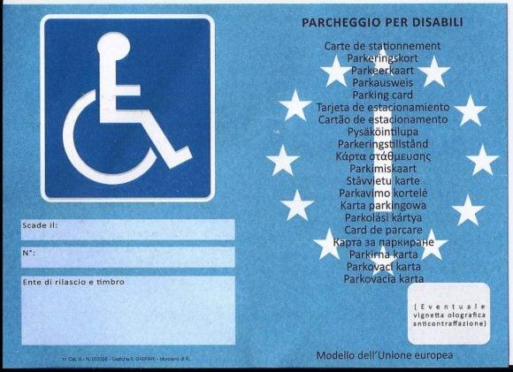 Contrassegno disabili auto con legge 104: quando viene rilasciato, come rinnovarlo o duplicarlo, ecco tutte le novità
