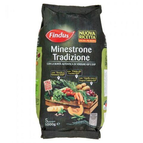 Allarme minestrone Findus rischio listeria: ritirato dal mercato immediato