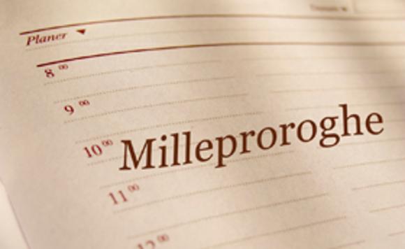 Mutuo sospeso fino al 2020, la novità nel decreto Milleproroghe