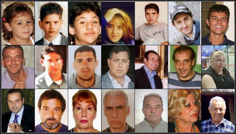 persone scomparse