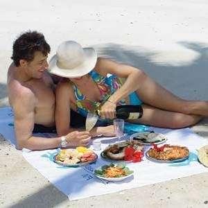 multa per chi mangia in spiaggia