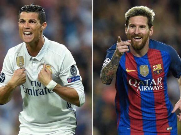Ronaldo alla Juve: da Roma rispondono con Messi