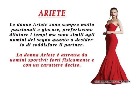 Riconquistare donna Ariete