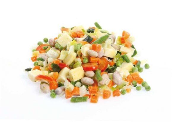 Le 9 verdure che contengono più calorie