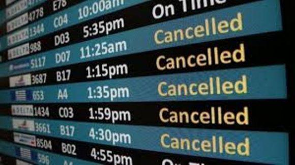 Agosto, il mese nero dei voli: cancellato un terzo dei viaggi programmati