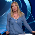 Marina Nalesso, la giornalista del TG1 col rosario che fa scalpore