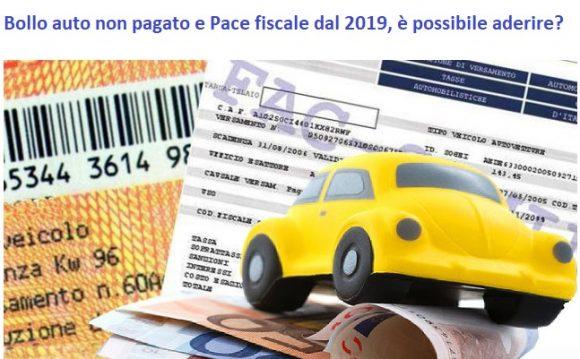 Condono Bollo auto con la pace fiscale: stralcio debiti o rottamazione ter