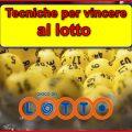 Tecniche per vincere al Lotto – Vinciamo con la somma 90!