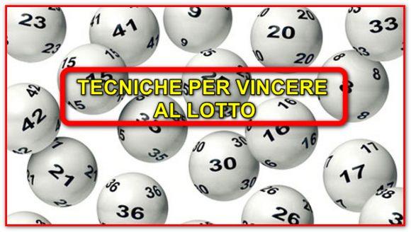 Tecniche per vincere al Lotto – Il 6 prepara il colpaccio!