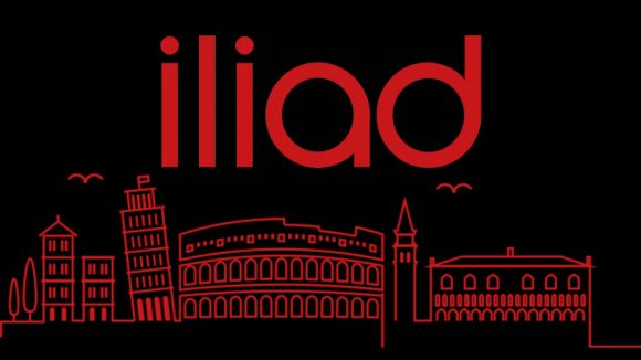 Iliad, con soli 7,99 euro 50 GB, sms e minuti illimitati anche all'estero