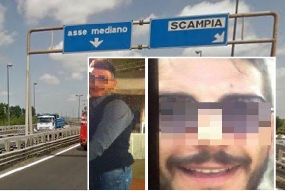 Napoli: incidente mortale, la polizia arriva subito sul posto nessuna macchina e nessun ferito, ecco il mistero