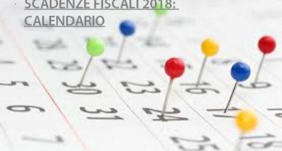 Calendario pausa estiva delle scadenze e adempimenti fiscali: tutte le novità