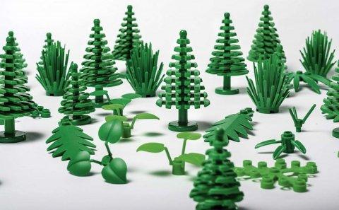 Costruzioni Lego: entro il 2030 i mattoncini saranno sostenibili, ecco perchè