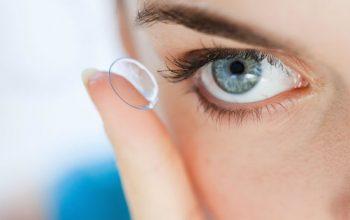 lente trovata nell'occhio dopo 28 anni