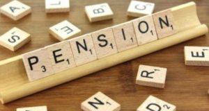 La pensione abbassata