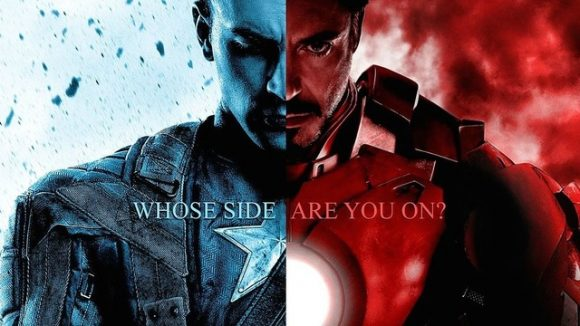 Civil war tra film e libri: l'eterna lotta