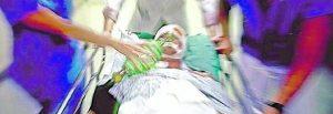 donna di 61 anni con una strana tosse , arrivata all'ospedale scopre una cosa agghiacciante