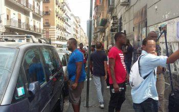 senegalese rimane ferito dopo un episodio di razzismo
