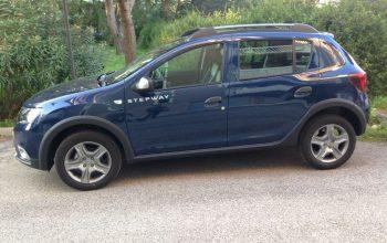 Dacia nuova con ruggine nelle parti meccaniche