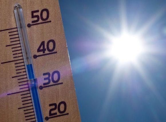 Ondata di calore in tutta Italia. Attivo numero 1500